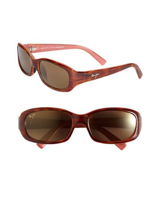 4065aa530c Maui Jim Pink Sunglasses Benefits