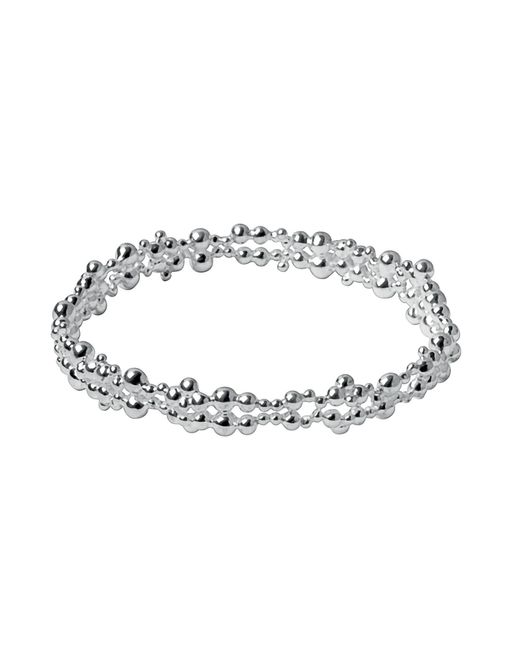 Links of London | Metallic Effervescence Bubble Bangle | Lyst