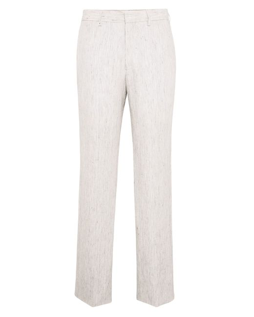 Chester Barrie | White Bengal Tapered Fit Chino for Men | Lyst