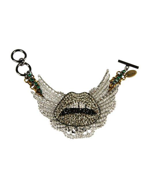 Venna   Metallic Bracelet   Lyst