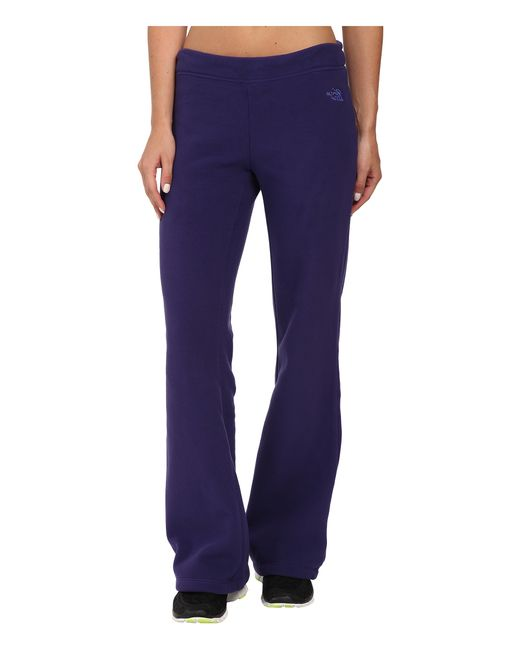 The North Face | Purple Tka 100 Pants | Lyst