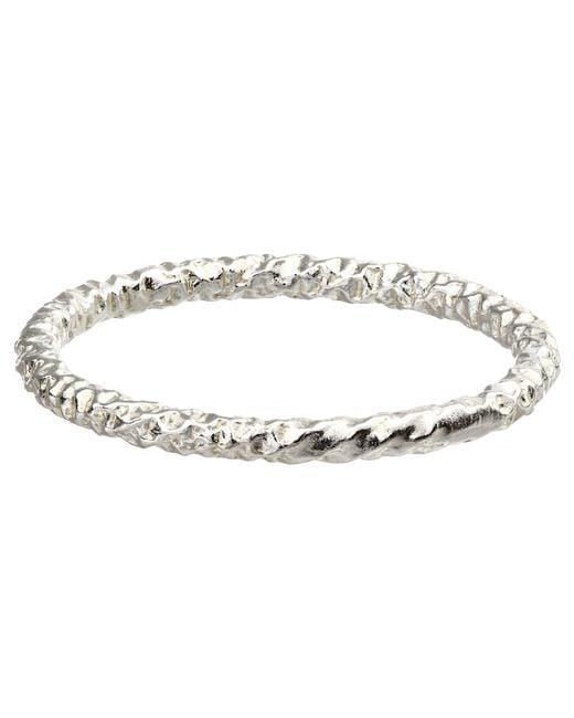 Dogeared | Metallic Midi Love Sparkle Ring | Lyst