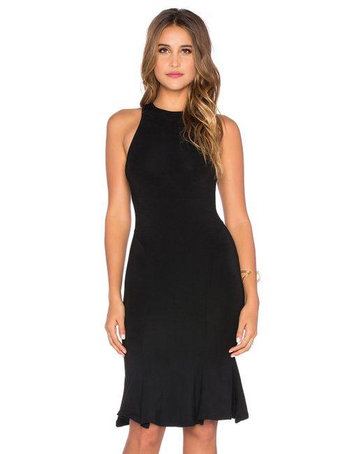 6d529d03a94 Black Jersey Tank Dress – Jerusalem House