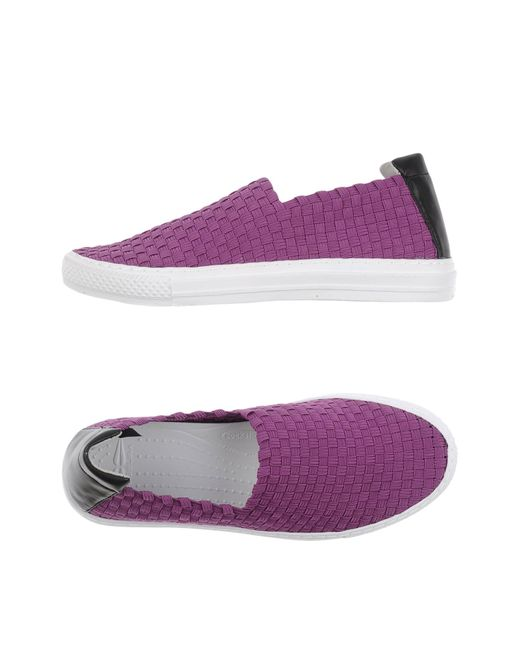 Fessura | Purple Low-tops & Sneakers | Lyst