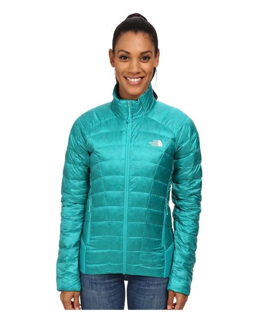 The North Face | Green Quince Jacket | Lyst