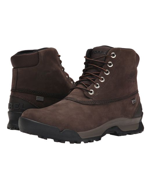 "Sorel | Brown Paxson 6"" Outdry® for Men 