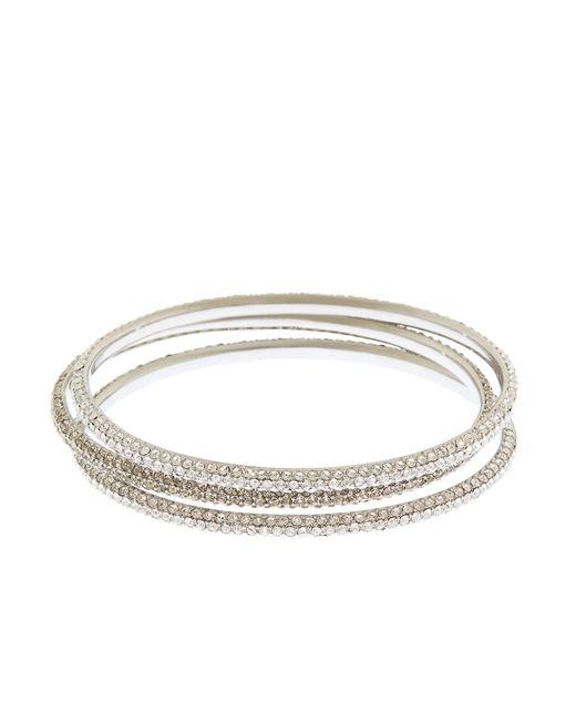 Brooks Brothers | Metallic Crystal Bracelets | Lyst