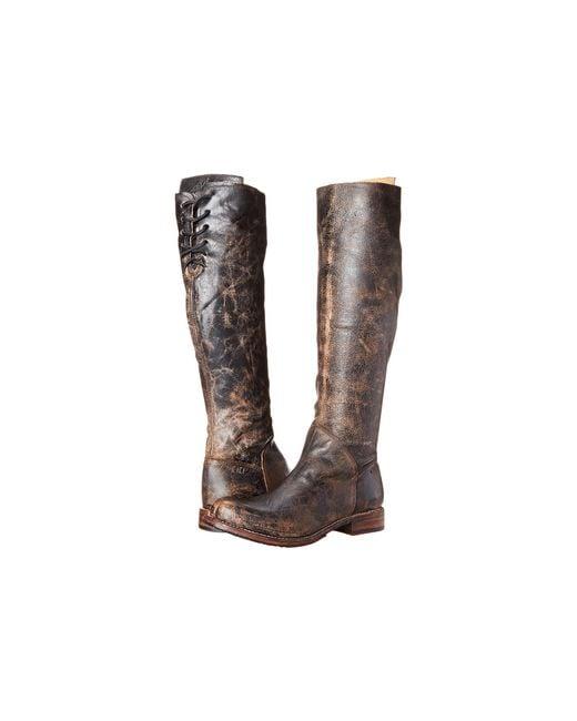 Bed Stu | Brown Cobbler Manchester Ii Riding Boots | Lyst