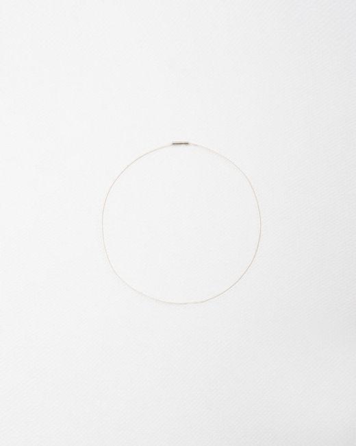 Saskia Diez   Metallic Superfine Bracelet   Lyst