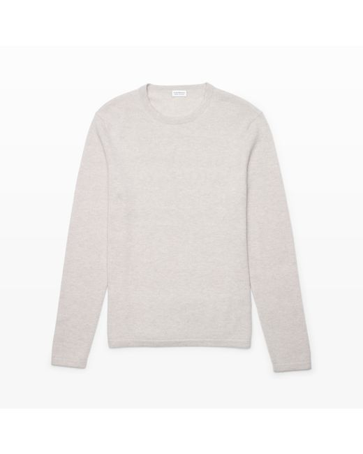 Club Monaco | Gray Lightweight Cashmere Pullover for Men | Lyst