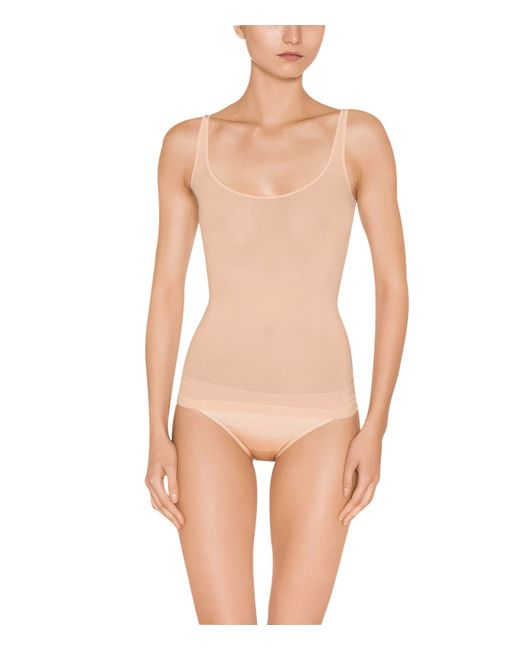 Wolford | Natural Individual Nature Top | Lyst