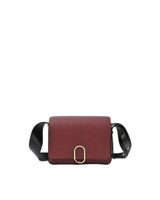 3.1 Phillip Lim | Purple Alix Leather Shoulder Bag | Lyst