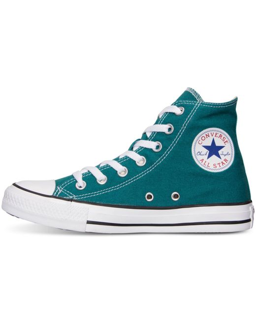 Converse Women's Chuck Taylor Hi Casual Sneakers From ...