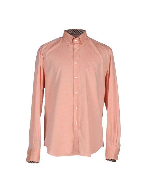 Daks | Pink Shirt for Men | Lyst