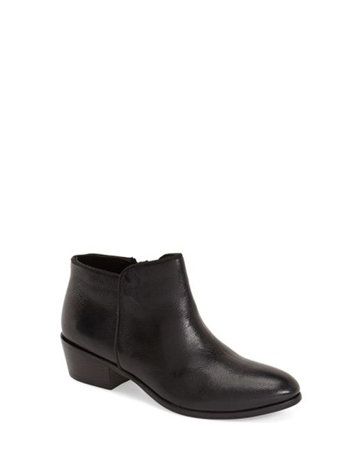 Seychelles | Black Xylophone Leather Boots  | Lyst