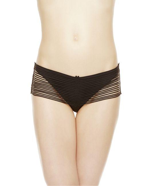 La Perla | Black High-rise Bikini Briefs | Lyst