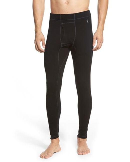 Smartwool | Black Layering Pants for Men | Lyst