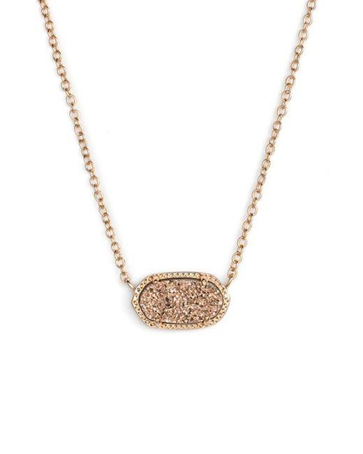 Kendra Scott | Pink 'elisa' Pendant Necklace | Lyst
