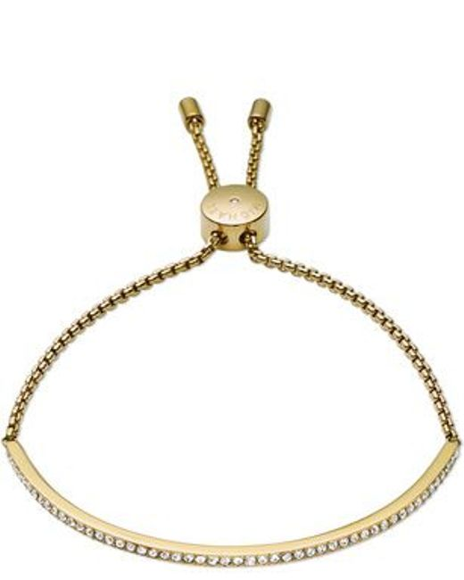 Michael Kors | Metallic Mkj4130710 Ladies Bracelet | Lyst