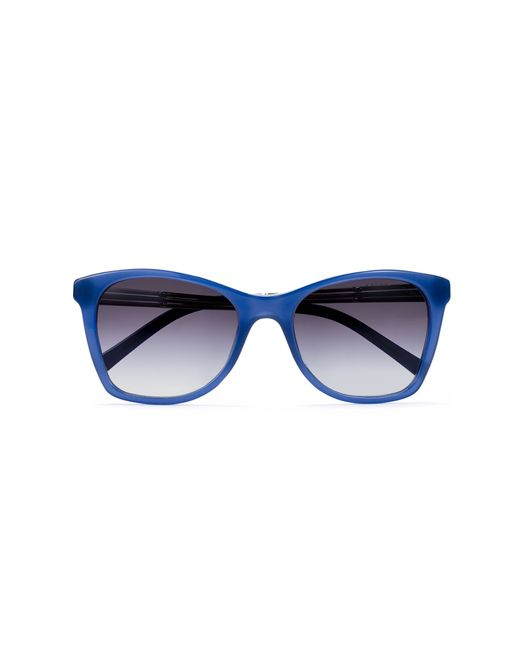 ralph lauren art deco square sunglasses in blue for men Passport Clip Art Luggage Clip Art Black and White