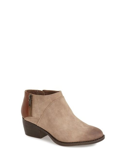 BC Footwear | Brown 'union' Bootie | Lyst