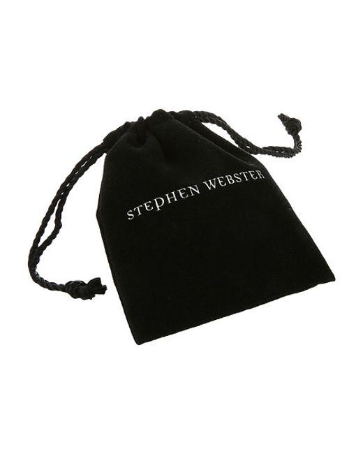 Stephen Webster | Metallic Double Skull Ring for Men | Lyst