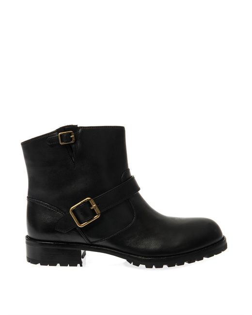 Marc By Marc Jacobs   Black Leather Ankle Boots   Lyst