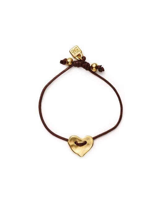 Uno De 50 | Metallic Heartleft Bracelet | Lyst