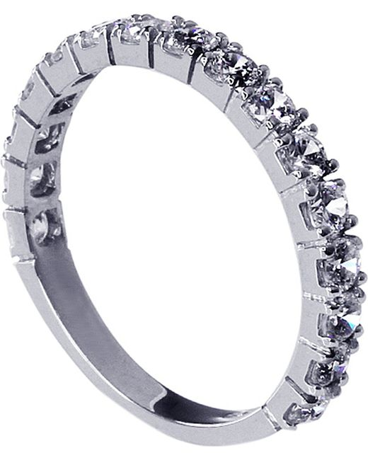 Carat* | Metallic Eternity Ring | Lyst