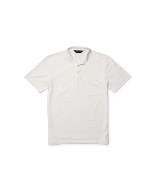 Pink Pony | White Performance Jersey Polo Shirt for Men | Lyst