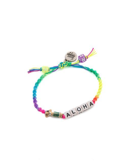 Venessa Arizaga   Multicolor Lady Aloha Bracelet   Lyst