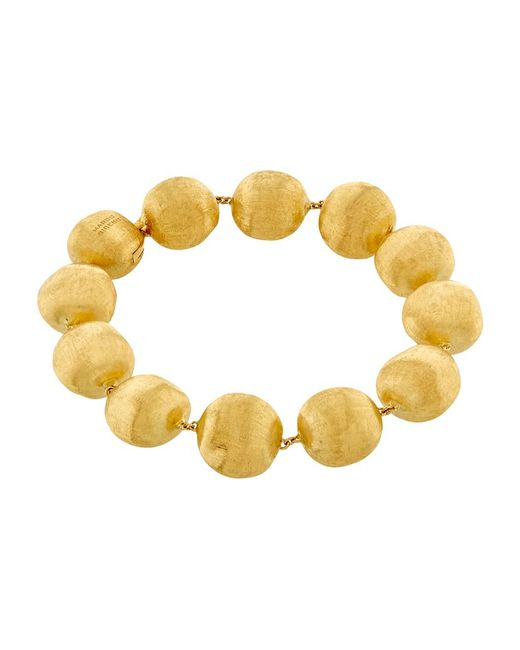 Marco Bicego | Yellow Africa Gold Boule Bracelet | Lyst