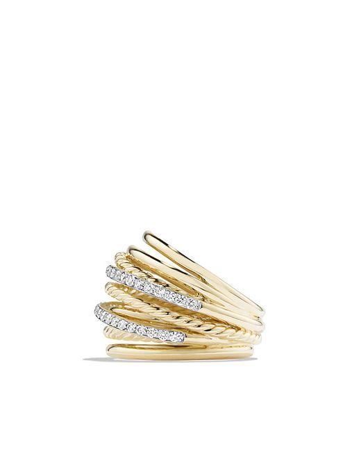 David Yurman Crossover Ring For Sale