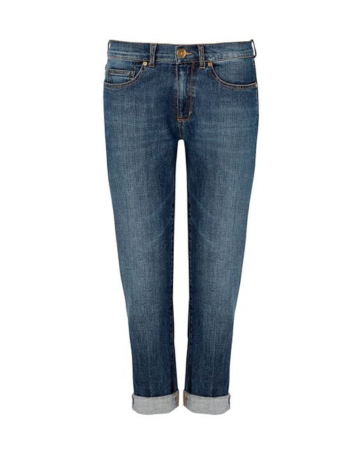Baukjen | Blue The Boyfriend Jean | Lyst