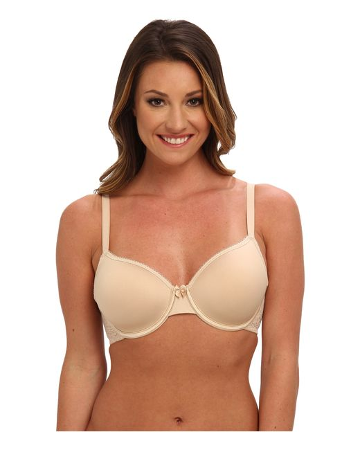 Wacoal | Natural Red Carpet Convertible Strapless Bra | Lyst