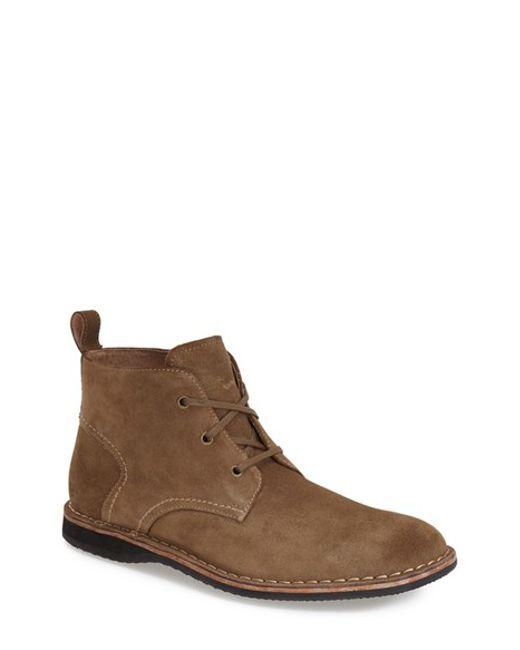 Andrew Marc | Black 'dorchester' Chukka Boot for Men | Lyst