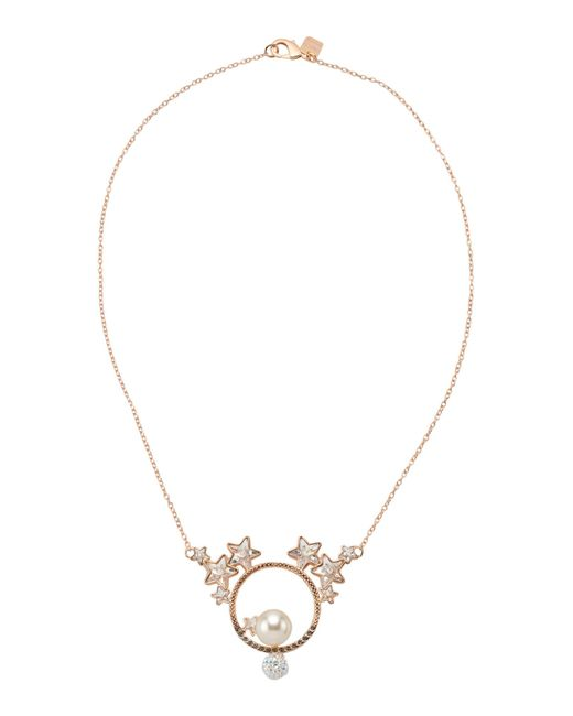 Ca&Lou | Metallic Necklace | Lyst