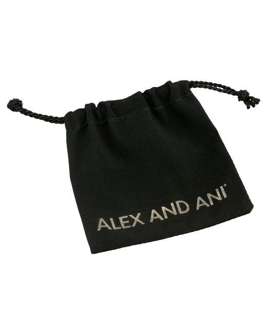 ALEX AND ANI | Metallic Texas Tech University Logo Expandable Bangle | Lyst