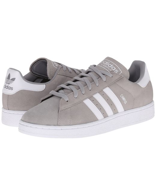 Adidas Originals | Gray Campus for Men | Lyst