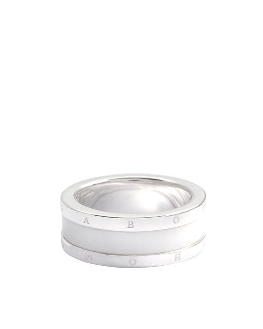 Thomas Sabo | Metallic Ceramic Sterling Silver Ring | Lyst