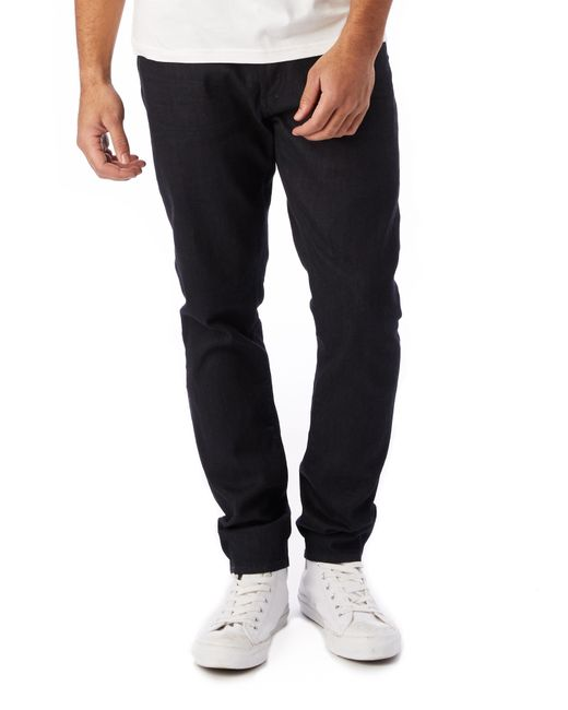 Alternative Apparel | Black Agolde Tapered Slim Jeans for Men | Lyst