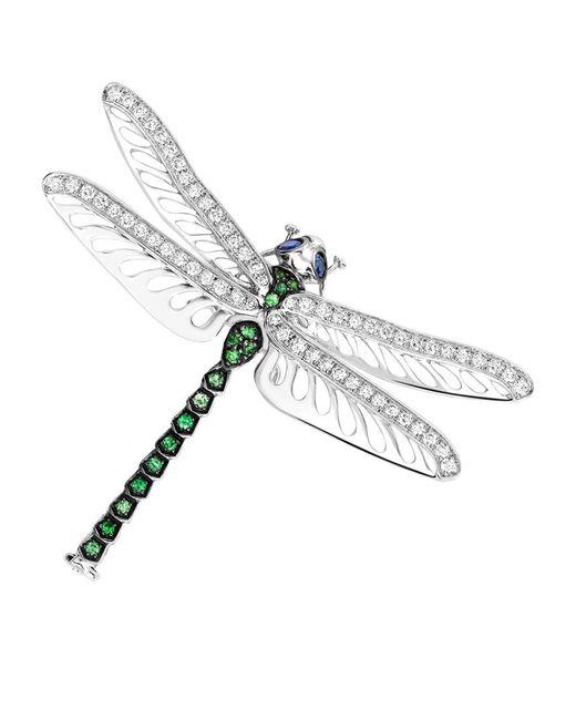 Theo Fennell | Metallic Dragonfly Brooch | Lyst