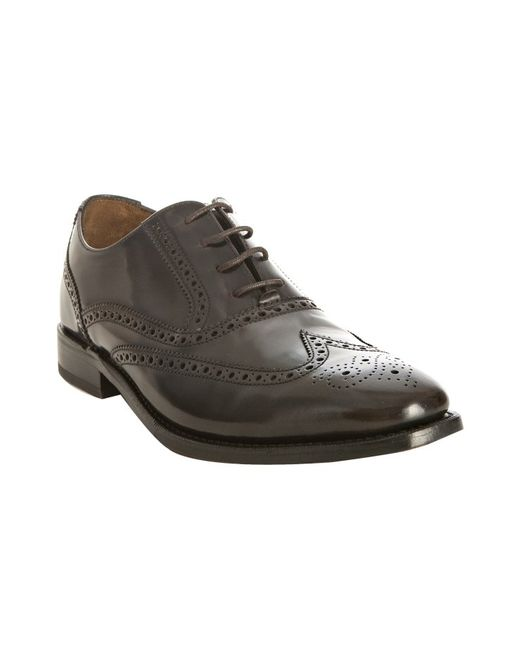Cole Haan | Black Madison Wing Tip Oxford Lace-up for Men | Lyst
