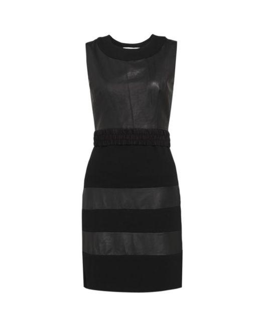 Diane von Furstenberg | Black New Jeanne Two Matte Jersey Wrap Dress | Lyst