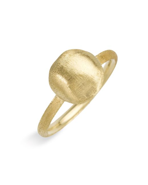 Marco Bicego | Metallic Africa Gold Ball Ring | Lyst