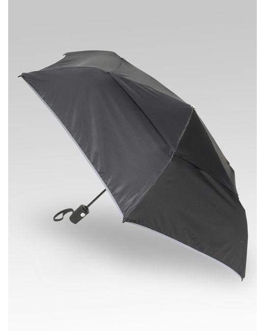 Tumi | Black Medium Auto-close Umbrella | Lyst