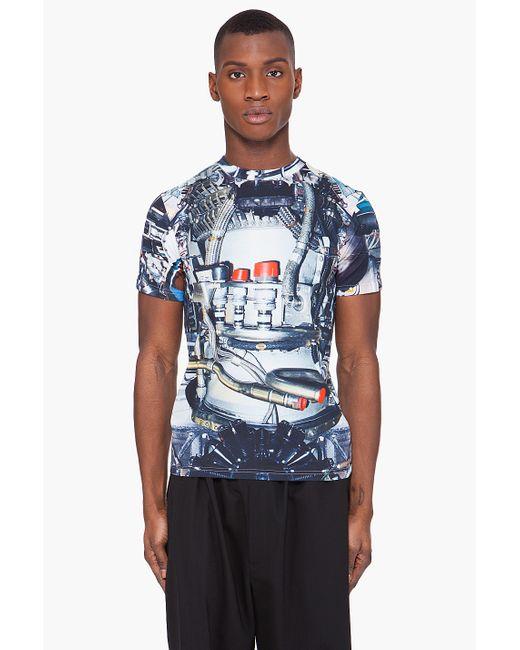 Christopher Kane | Multicolor Multi Turbo T-shirt for Men | Lyst