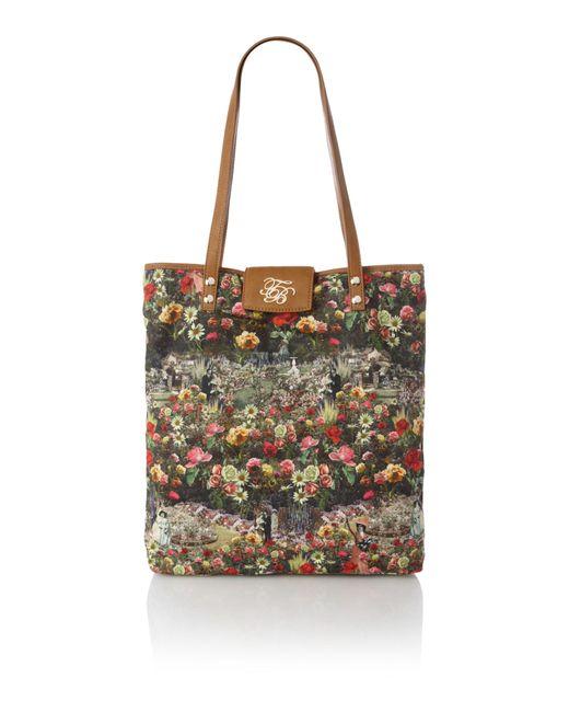 Ted Baker | Multicolor Janelle Multicolour Medium Tote Bag | Lyst