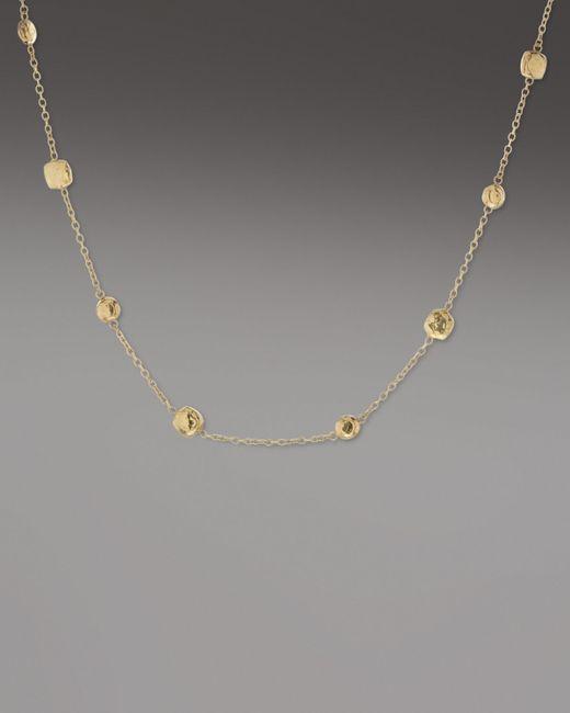 Ippolita | Metallic Glamazon Gold-station Necklace | Lyst