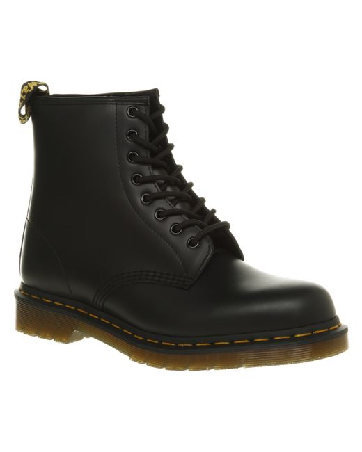 Dr. Martens | Black 8 Eye Lace Boots for Men | Lyst